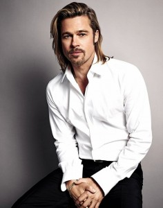 Brad Pitt - Manualfashion.com